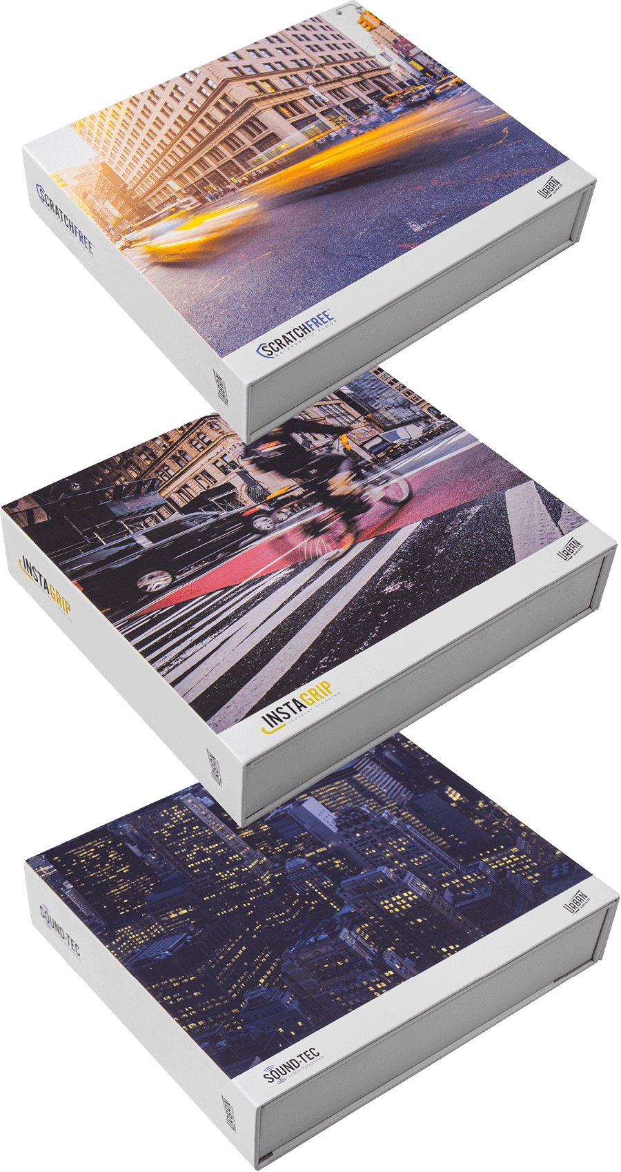 Urban Surfaces Sample Packages
